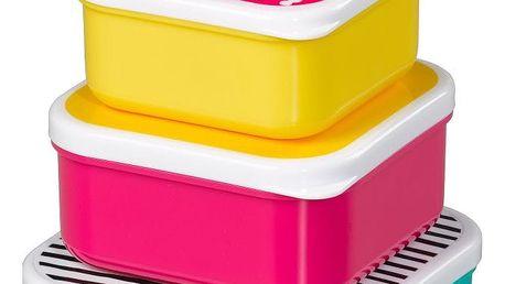 Sada 4 krabiček Happy Jackson Healthy Snacks