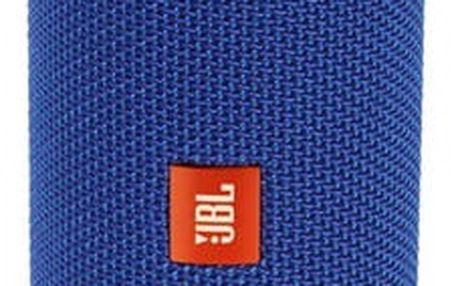 Přenosný reproduktor JBL FLIP4 modrý