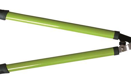 Nůžky na větve oblé 71cm zelená,