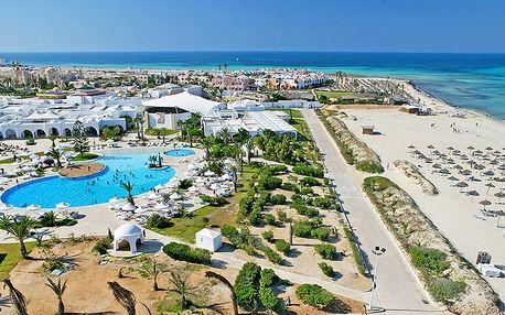 Tunisko - Djerba na 12 dní, all inclusive s dopravou letecky z Prahy