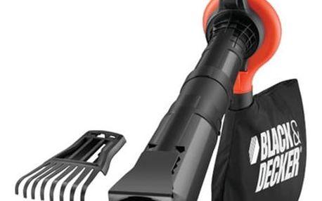 Vysavač listí Black-Decker GW3050