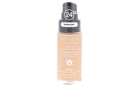 Revlon Colorstay Normal Dry Skin 30 ml makeup 220 Natural Beige W