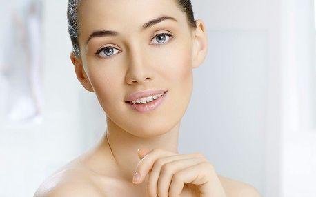 Ultrazvukové ošetření pleti + masáž obličeje a maska