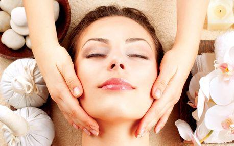 Manuální kosmetický lifting obličeje a dekoltu