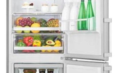 Chladnička s mrazničkou LG GBB60NSGFE nerez