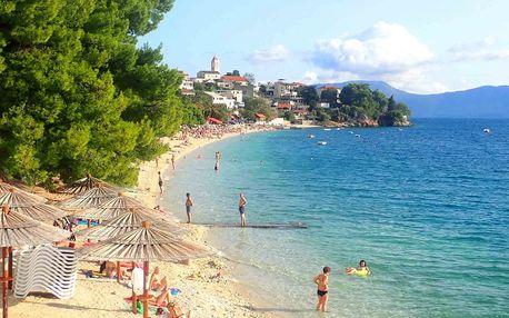 7 nocí v Chorvatsku, dítě do 12 let zdarma
