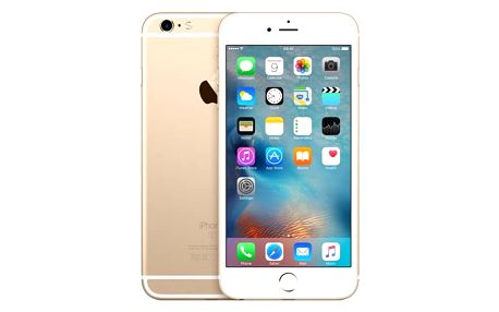 Apple iPhone 6s Plus 128GB - Gold (MKUF2CN/A)