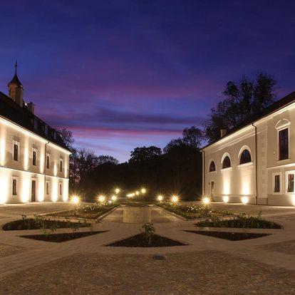 Jedinečný pobyt na zámečku Château Appony ****