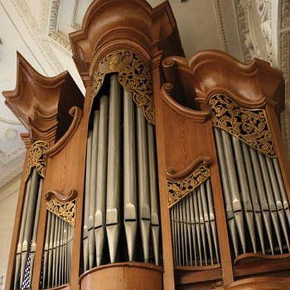 Varhanní koncert v Kostele Nejsvětějšího Salvátora