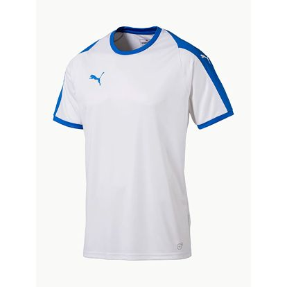Tričko Puma LIGA Jersey Bílá