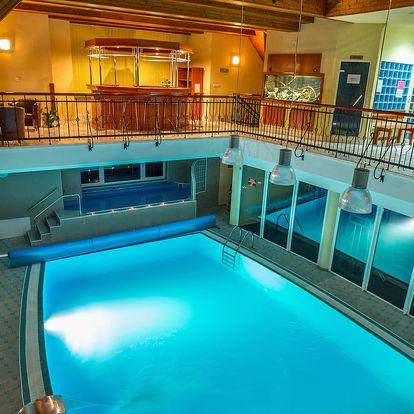 All Inclusive/polopenze a wellness v hotelu Eland