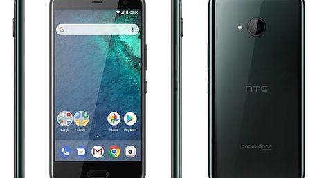 Mobilní telefon HTC U11 Life Single SIM (99HAMV009-00) černý Software F-Secure SAFE, 3 zařízení / 6 měsíců v hodnotě 979 Kč + DOPRAVA ZDARMA
