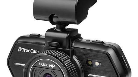 Autokamera TrueCam A6 černá + dárek