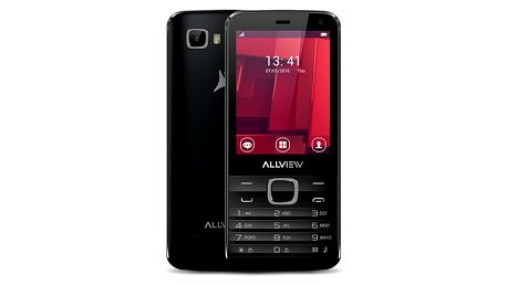 Mobilní telefon Allview H3 Join Single SIM černý