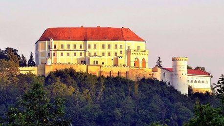 Prohlídka zámku Letovice