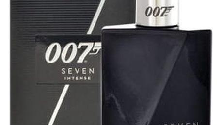James Bond 007 Seven Intense 125 ml parfémovaná voda pro muže