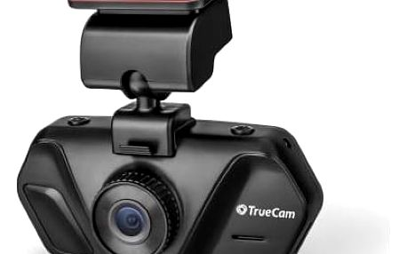 TrueCam A4 černá