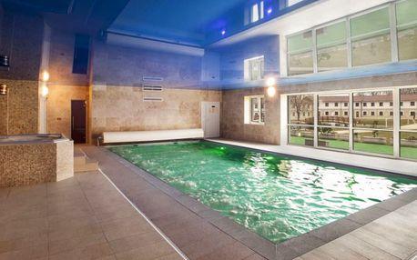 Luxusní hotel Lions na Rakovnicku s neomezeným wellness