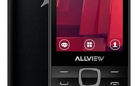 Allview H3 Join Single SIM černý