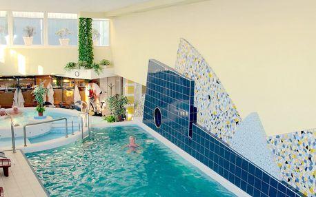 Luxusní Hotel Répce*** v lázních Bükfürdő s neomezeným wellness