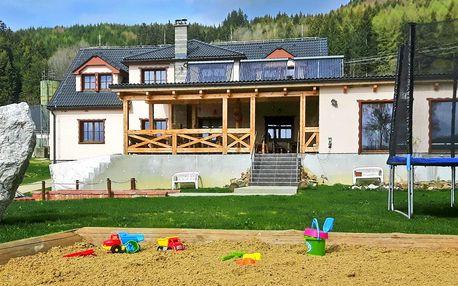 Pobyt na oblíbeném ranči s wellness a polopenzí