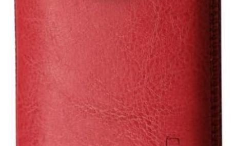 "Pouzdro na mobil flipové FIXED Sarif 4XL (vhodné pro 5"") červené (RPSFM-011-4XL)"