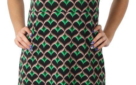 Dámské šaty s límcem Smashed Lemon