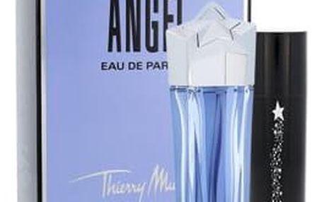 Thierry Mugler Angel EDP dárková sada Naplnitelný W - EDP 100 ml + EDP 7,5 ml