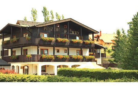 Rodinný penzión v Starej Lesnej vo Vysokých Tatrách