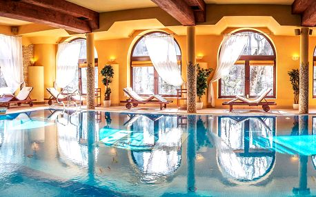 Wellness pobyt v Grand Hotelu Stamary **** v Zakopaném