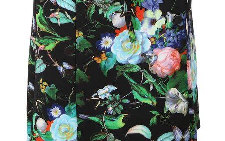 Dámská květinová sukně Smashed Lemon