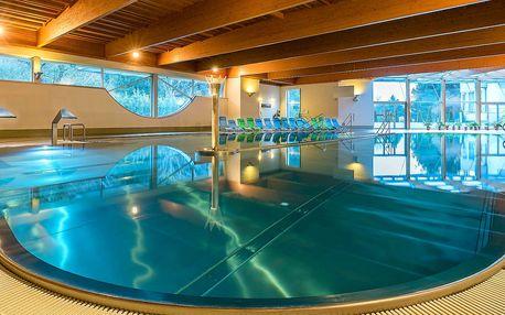 Jar a Leto v Hoteli Hviezda*** s bazénom, wellness, procedúrami v Dudinciach