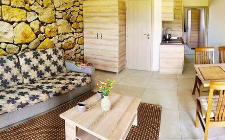 Nové apartmány v Nízkých Tatrách pro 2 až 4 osoby + sleva do Tatralandie