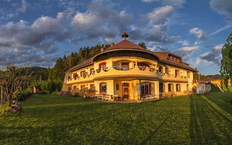 Relax v rakúskych Alpách pre dvoch a dieťa do 12 rokov GRÁTIS