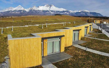 Nové apartmány pod Tatrami s výbornou polohou pro turistiku