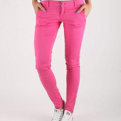 Džíny Terranova Pantalone Růžová