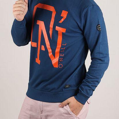 Mikina O´Neill Lm O'N Crew Sweatshirt Modrá