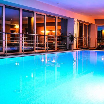 Letný wellness pobyt v Hoteli HOLIDAY INN Žilina****