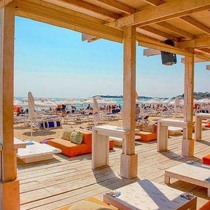 Bulharsko, Slunečné pobřeží, autobus: Hotel na pláži - Delfin***