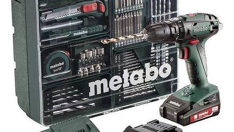 Metabo SB 18 Set Mobilní dílna 602245870