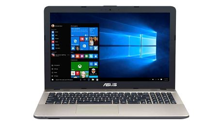 Notebook Asus X541NA-GO120T (X541NA-GO120T) černý/zlatý Software F-Secure SAFE, 3 zařízení / 6 měsíců + Monitorovací software Pinya Guard - licence na 6 měsíců v hodnotě 1 178 Kč + DOPRAVA ZDARMA