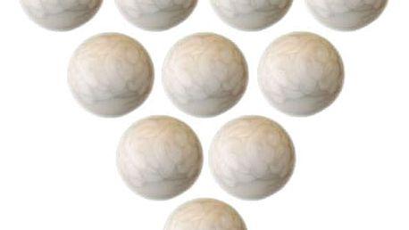 Tuin 1283 Profi míčky na fotbálek 10 ks
