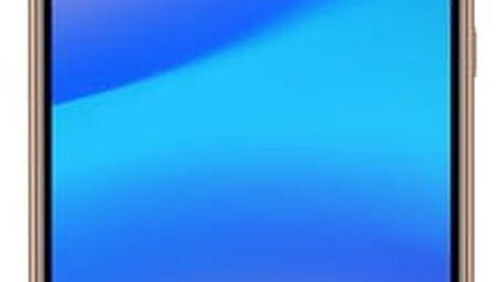 Mobilní telefon Huawei P20 lite (SP-P20LDSPOM) růžový SIM karta T-Mobile 200Kč Twist Online Internet v hodnotě 200 Kč