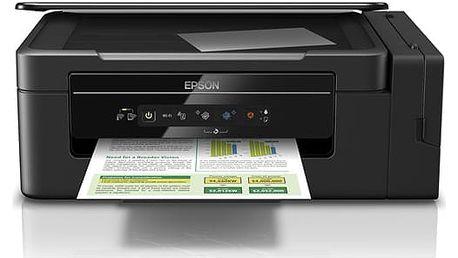 Tiskárna multifunkční Epson L3060 černý (C11CG50401)