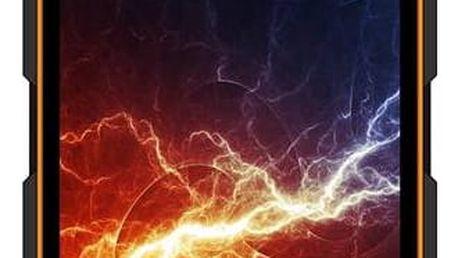 myPhone HAMMER ENERGY Dual SIM (TELMYAHAENEROR) černý/oranžový