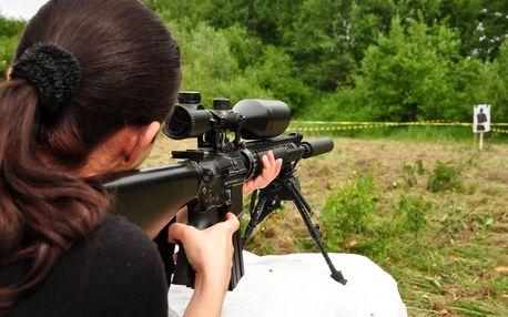 Střelba z pistolí podle vlastního výběru