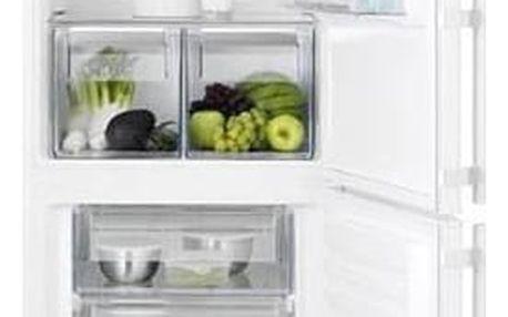 Kombinovaná lednička s mrazákem dole Electrolux EN 3601 MOW