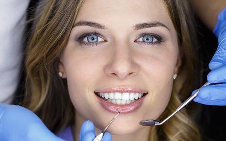 Dokonalý úsměv: Dentální hygiena s air flow