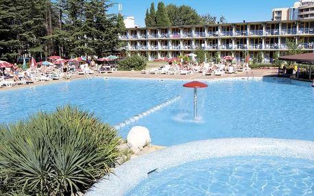 Bulharsko, Slunečné pobřeží, odlet Praha: Park Hotel Continental*** se snídaní