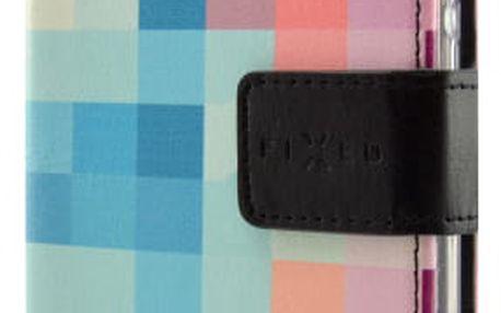 Pouzdro na mobil flipové FIXED Opus pro Lenovo K5/K5 Plus - dice (FIXOP-084-DI)